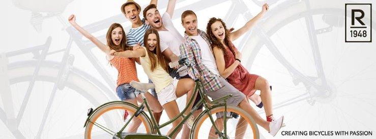 Gewone-fietsen