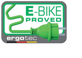 Ergotec City Cruiser fietsstuur met Safety Level 4 E-Bike proved