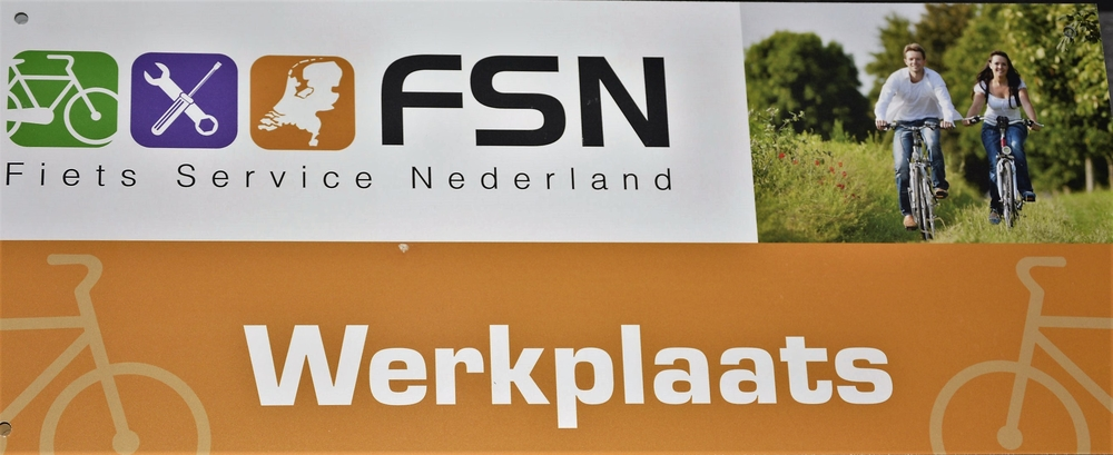 fiets service nederland werkplaats