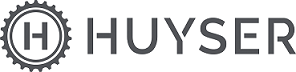 Huyser Gen-1 elektrische fiets logo