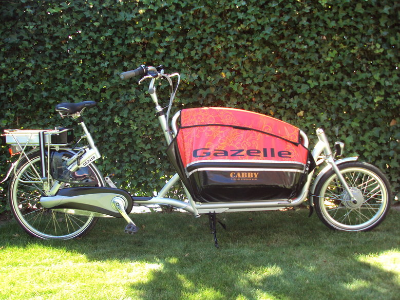 Gazzelle Cabby