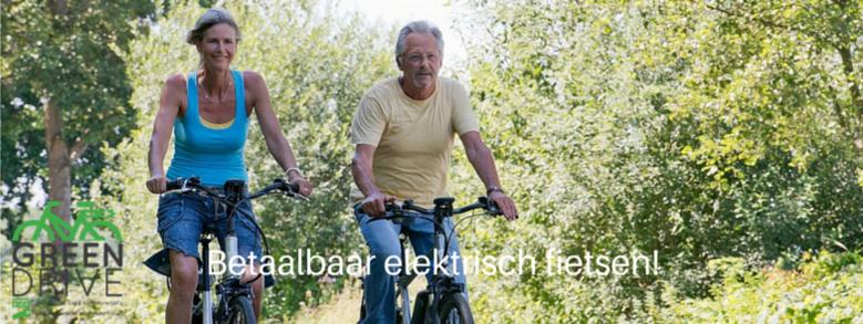 U zoekt een goedkope elektrische fiets?