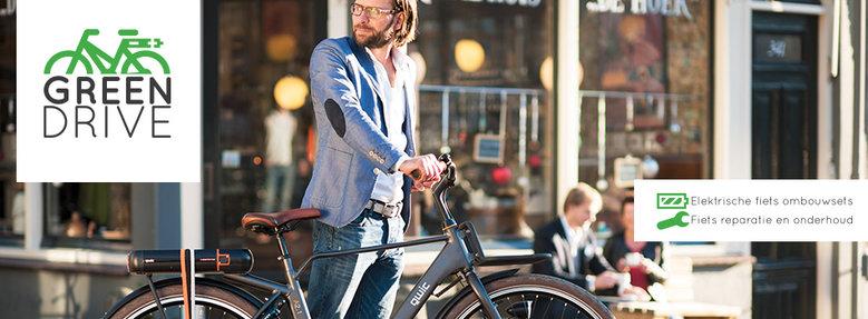 Fiets ombouwen tot elektrische fiets