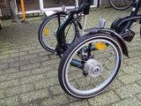 Viktoria driewielfiets middenmotor rechtsachter