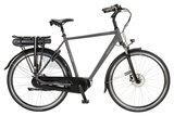 Trenergy Porto elektrische fiets middenmotor heren stock