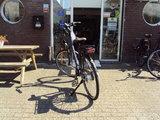 Trenergy Aveiro elektrische fiets achterkant
