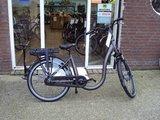 Trenergy Madeira elektrische fiets met extra lage instap rechterzijde