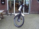 Trenergy Madeira elektrische fiets met extra lage instap voorkant