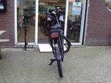 Trenergy Madeira elektrische fiets met extra lage instap achterkant
