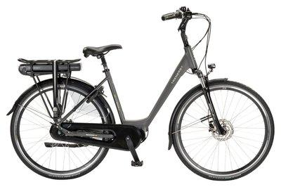 Trenergy Porto elektrische fiets middenmotor dames stock