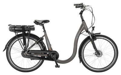 Trenergy Madeira elektrische fiets met extra lage instap elektrische fiets