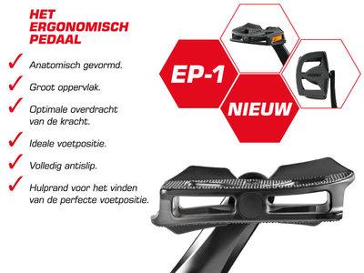 Ergotec EP-1 pedaal het ergonomisch fiets pendaal