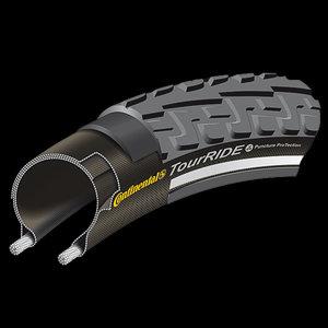 Continental Tour Ride Reflex fietsband 37-635