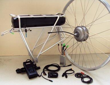 Ombouwset elektrische fiets   ebike kit   STANDAARD V-brake / Disc-brake