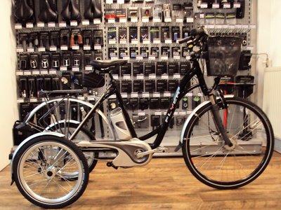 FLYER T 8 Elektrische Driewieler