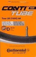 """Continental Binnenband Tour 28"""" (700C) All DV 40mm"""
